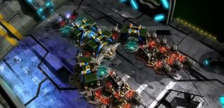 Space Run. Видео #1