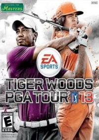 Обложка Tiger Woods PGA Tour 13