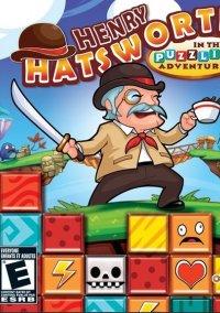 Обложка Henry Hatsworth in the Puzzling Adventure