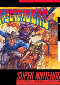 Обложка Sunset Riders