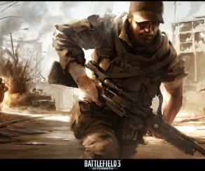 Действие Battlefield 3: Aftermath развернется в разрушенном Тегеране