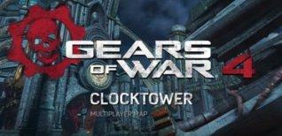 Gears of War 4. Мультиплеерная карта Clocktower