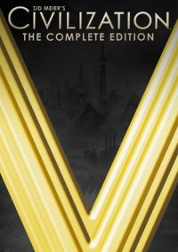 Обложка Sid Meier's Civilization V: The Complete Edition