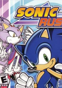 Обложка Sonic Rush