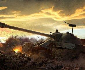 В России более 1 млн человек играли в World of Tanks одновременно