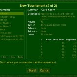 Скриншот DD Tournament Poker: No Limit Texas Hold'em – Изображение 1