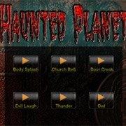 Обложка Haunted Planet