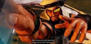 Street Fighter V. Персонаж Rashid