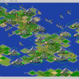 Скриншот Freeciv