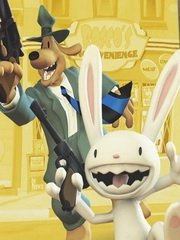 Обложка Sam & Max: Episode 204 - Chariots of the Dogs