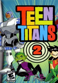 Обложка Teen Titans 2