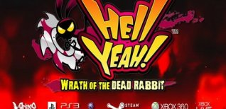 Hell Yeah! Wrath of the Dead Rabbit. Видео #2