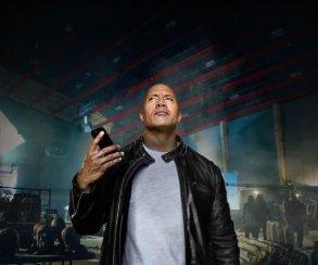 Дуэйн «Скала» Джонсон снялся врекламе iPhone 7отApple. Иона крутая