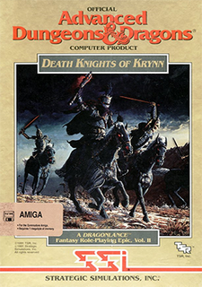 DragonLance Vol. 2: Death Knights of Krynn