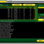 Скриншот Football Mogul 2007 – Изображение 5