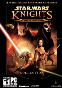 Star Wars Knights of the Old Republic I and II PC Bundle Pack – фото обложки игры