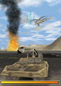 Обложка Gulf War: Operation Desert Hammer