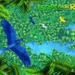 Скриншот Escape From Rio – Blue Birds – Изображение 2