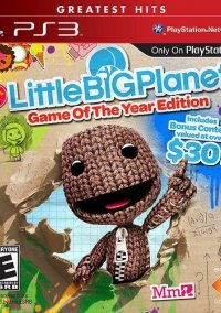 Обложка Little Big Planet Game Of The Year, Greatest Hits