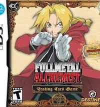 Обложка Fullmetal Alchemist: Trading Card Game