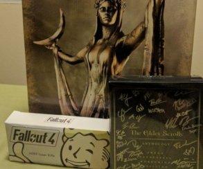 The Elder Scrolls спас парня отпули, иBethesda осыпала его подарками