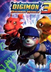 Обложка Digimon World 3