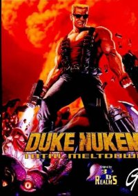 Обложка Duke Nukem Total Meltdown