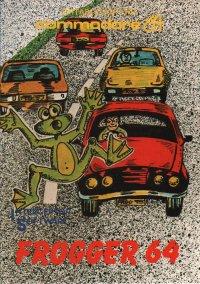 Обложка Frogger 64