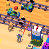 Скриншот Disney Crossy Road