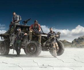 Релизный трейлер Tom Clancy's Ghost Recon Wildlands: взрывы и погони