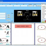 Скриншот FaceOff Hockey 2010