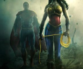 Создатели Mortal Kombat заставят супергероев драться друг с другом