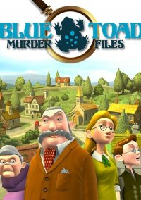 Обложка Blue Toad Murder Files