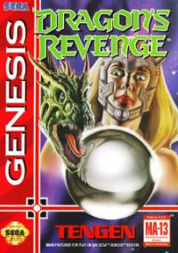 Обложка Dragon's Revenge