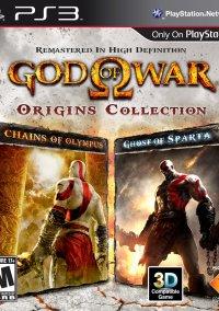 Обложка God of War: Origins Collection