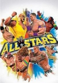 Обложка WWE All Stars