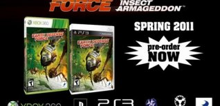 Earth Defense Force: Insect Armageddon. Видео #3
