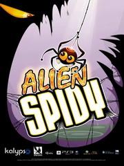 Обложка Alien Spidy