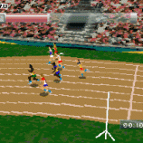 Скриншот Olympic Summer Games: Atlanta 1996