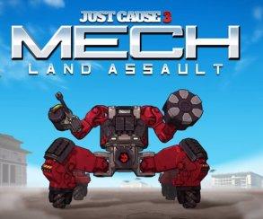 В Just Cause 3 появятся гигантские боевые роботы