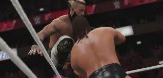 WWE 2K17. Геймплейный трейлер