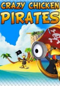 Обложка Crazy Chicken: Pirates
