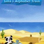 Скриншот Lola's Alphabet Train – Изображение 1