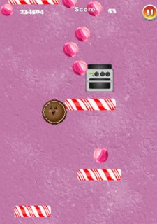 Chocolate Frosting Cupcake Jumping Blast Quest Pro