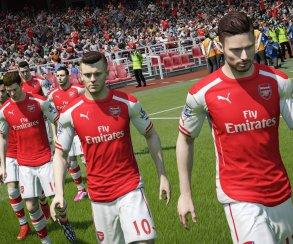 FIFA 15 всех обыграла и вернулась на первое место британского чарта