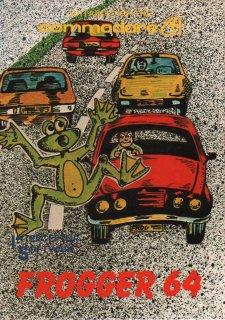 Frogger 64