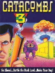 Catacomb 3-D – фото обложки игры
