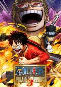 One Piece: Pirate Warriors 3 – фото обложки игры