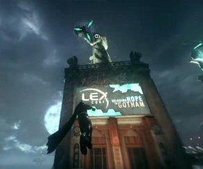 Batman: Arkham Knight намекает на игру про Супермена