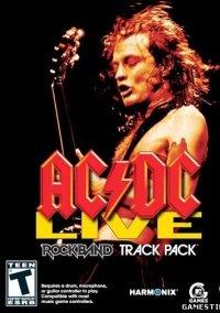 Обложка AC/DC Live: Rock Band Track Pack